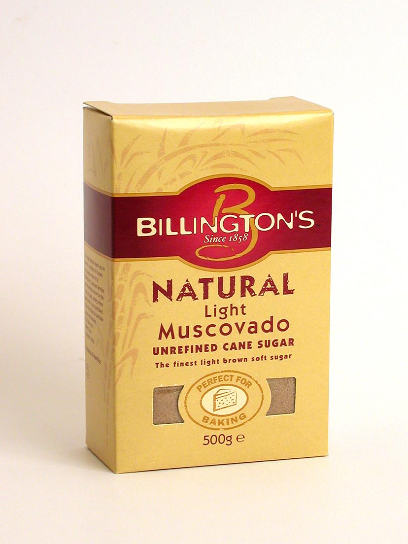 Passion4Food - Billington's natural Zucker